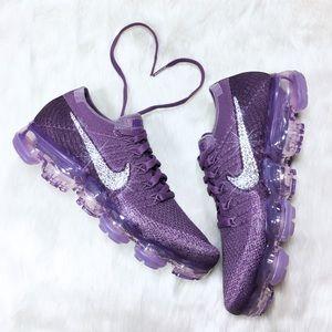💎Swarovski Nike Air VaporMax - size 7.5 US